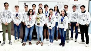 Lamar IB team heading to State Science Olympiad