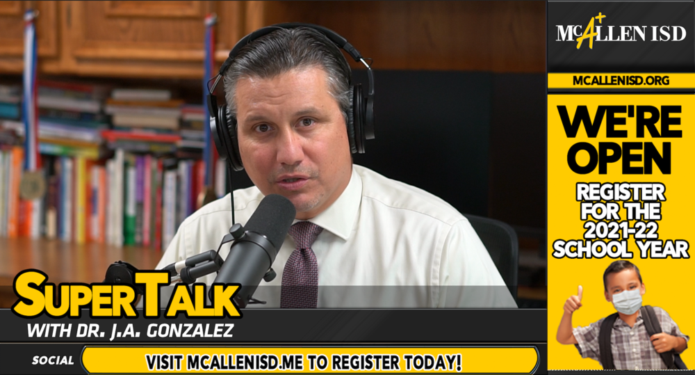 SuperTalk 29: The Champion Project @McAllenISD