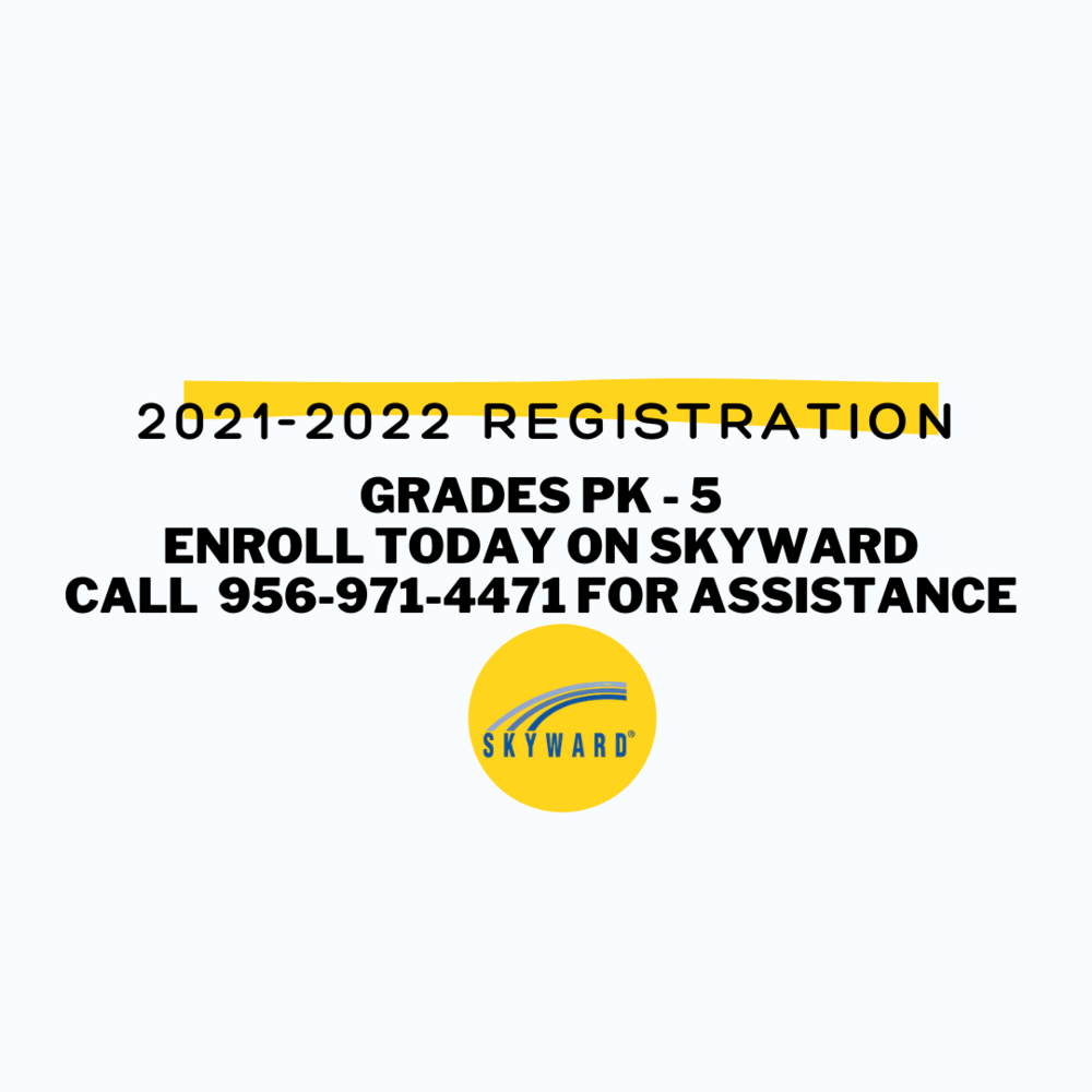 Online Registration for 2021-2022
