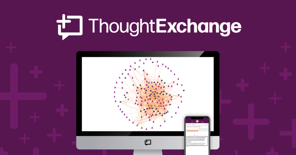 Attention:  The Thought Exchange for the Champion Project ends tomorrow at noon