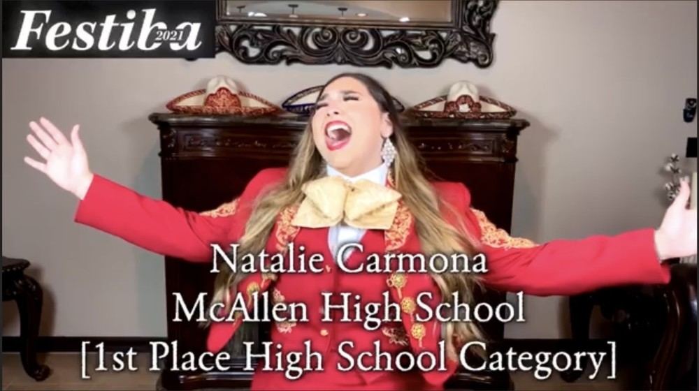McHi student takes top spot in Vocal Competition