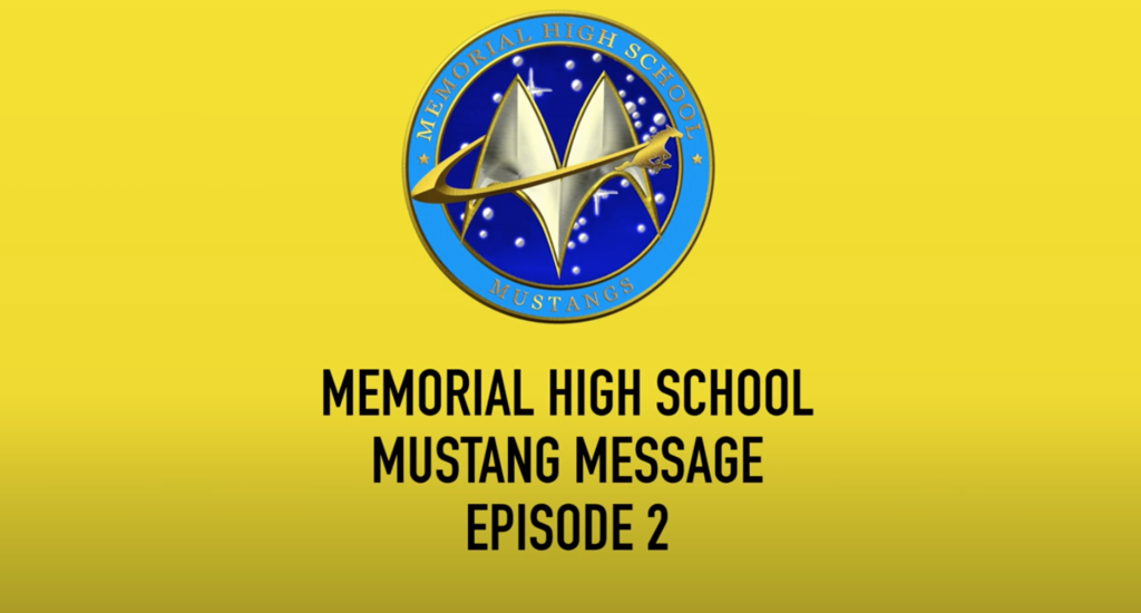 Mustang Message Episode 2