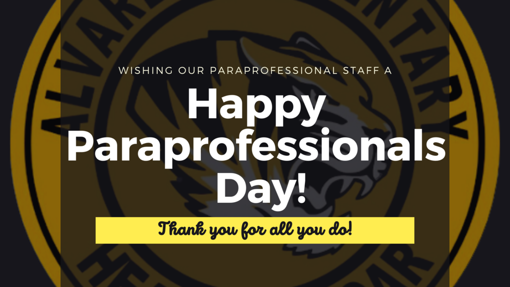 paraprofessional day