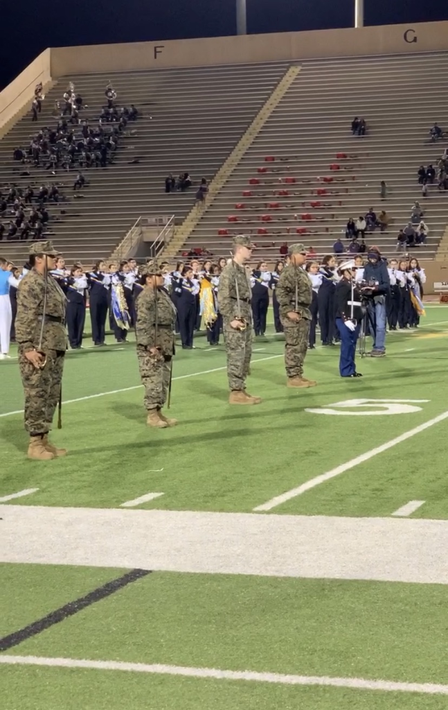 McAllen Memorial High School JROTC