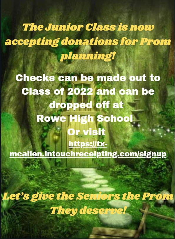 Prom Donations