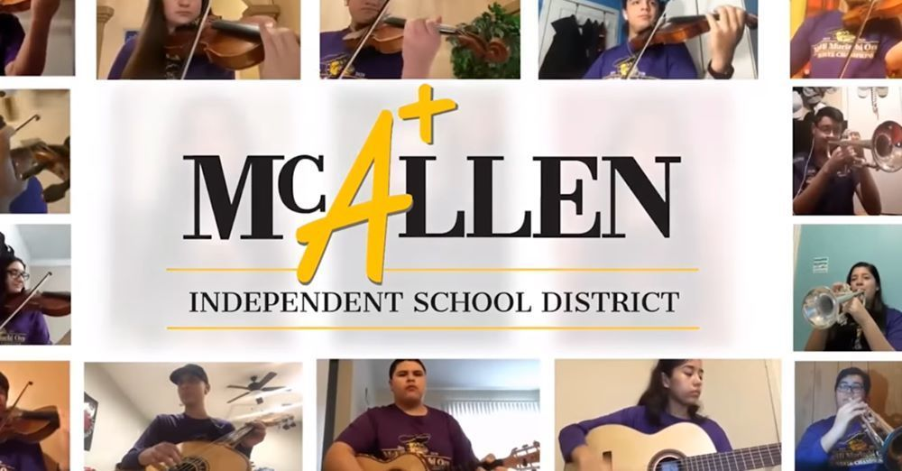 McAllen ISD performance for the teachers